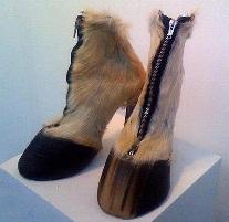 """La Diabless boots on Amelia Curzon's Blog - """"Carte Blanche"""""""