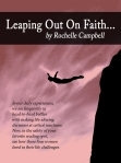 Leaping Out on Faith by Rochelle Campbell, book cover image