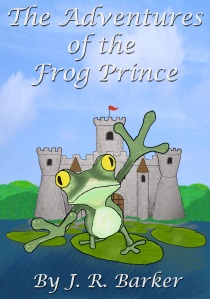 The Adventures of the Frog Prince Book cover