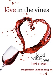 Love in the Vines - Book Cover