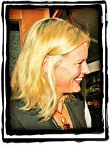 Magdalena Vandenberg on Amelia Curzon's blog - Carte Blanche