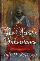 The Artist's Inheritance - Book cover