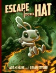 Escape from Hat - Children's Book of the Week featured on mungaiandthegoaconstrictor.me