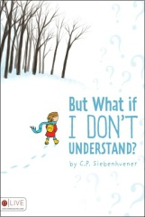 """""""What if I Don't Understand"""" - Children's Book of the week on Carte Blanche by Amelia Curzon"""