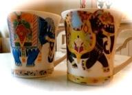 Elephant Teacups