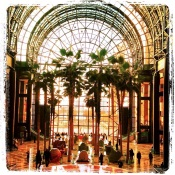 Winter Garden, World Financial Center