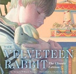 he Velveteen Rabbit  Book Cover
