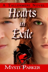 Hearts in Exile Book Cover