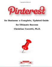 Pinterest for Business - Book Cover