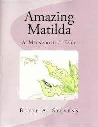 Amazing Matilda book cover