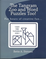 The Tangram Zoo and Word Puzzles Too!